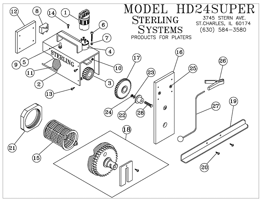 MOD-HD24_PARTS-LIST_Page_1